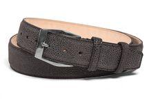 Cinturones  / Male Accesories