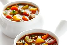 Nummy Soups & Stews / by Annette G