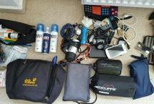 Backpacker's Packliste