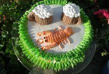 Торт 3 д