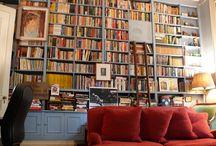 Future bookshelf / by Liz Pierce