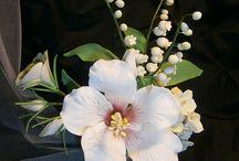 Moje cukrové kvety (My sugar flower) / Moja najnovšia záľuba :-)
