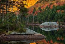 Fall in the Adirondacks / Top spots for spotting Fall foliage, festivals, events, and other ways to enjoy the Adirondack Park in the Fall.