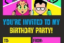 8th b-day party ideas
