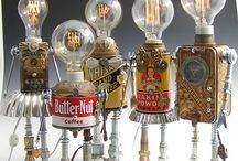 Robots from cans