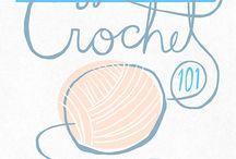 Knitting and Crochet / crochet and knitting patterns, diys and inspiration