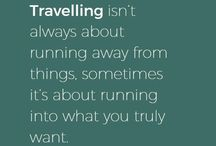 Just go ❤ Travelling quotes