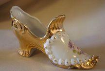 Vintage Cute ~ Glass Shoes / by Jobie Lyne Christy