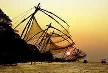 Kerala / Going on a dream holiday to Kerala in southern India in June. Can't wait....