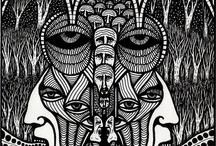 KSGH / Weird and strange art