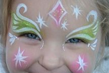 Girls Facepainting