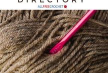 Crochet pattern info