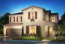 Kite Ridge at Sycamore Creek / Kite Ridge is a new collection of single-family detached, two-story homes in Corona.