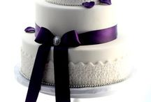 Cakes: Wedding / Wedding Cakes / by Becca