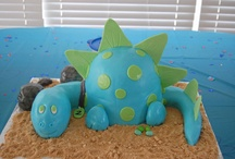 Projects to Try / Domenic 4th bday party cake ideas