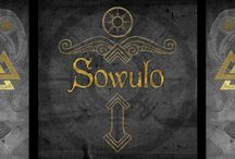 Sowulo / SOWULO is a Dutch pagan band that makes ambient folk music inspired by 'viking mythology'. With modern-day instruments they create music that takes you back to the roots of this inspiration, the roots of Yggdrasil.