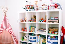 oppbevaring  barnerommet