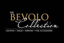 Bevolo | Brand Assets / The Bevolo logo and other brand assets that adorn showroom signage, pamphlets and websites.