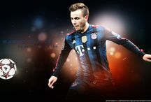Mario Götze / Mario Götze is a German professional footballer who plays as an attacking midfielder for Bundesliga club Borussia Dortmund and the Germany national team. Wikipedia Born: 3 June 1992 (age 25), Memmingen, Germany Height: 1.76 m Weight: 75 kg Partner: Ann-Kathrin Brömmel Current teams: Borussia Dortmund (#10 / Midfielder), Germany national football team (#19 / Midfielder, Forward) Siblings: Felix Götze, Fabian Götze
