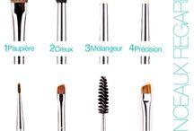 Matériels & Produits Make-Up