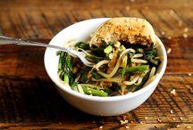 Recipes - Healthy - Veggies / by HutchDana