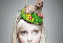 hats - whimsical