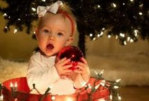focení - vánoce děti