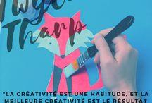 Citations Créatives - Créer et Décorer