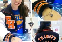School Pride. / jewelry, charms, bracelets,enameled jewelry, school pride.