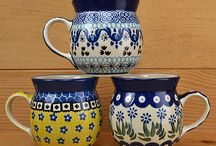 Pottery paintings
