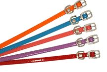 FouFou Dog - Charms & Collars / These charms are made from beautiful Czech crystals, are lead FREE and rodium plated. It looks stunning on your personalized collars. Just simply dangle these charms on the D-Ring of your FouFou Dog's collar.