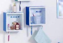 Bathroom Storage & Decor / by Samantha King