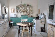 Vintage-keittiö