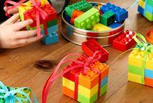 Sinterklaas / Knutsels en Ideeën
