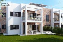 Top-Moderne Neubauwohnungen auf Mallorca
