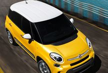 FIAT 500L / The new FIAT 500L available this summer! / by FIAT USA