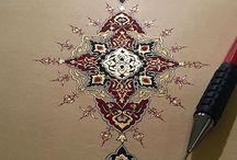 Tezhip ve Hat Sanatı / İslamic art