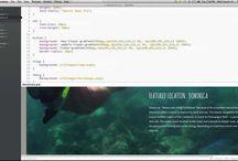 web design brackets