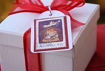 Christmas ideas/kerst / Ideeen voor kerstdecoraties