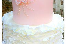 Torta volániky
