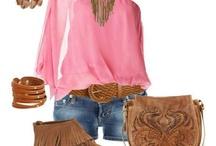 moda / prendas de ropa moderna.
