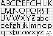Letras PX