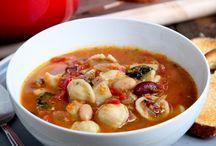 Soups / by Sue Swenson