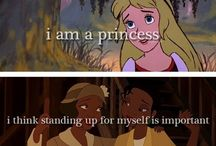 Disney / Princesas, personagens, vilões, etc...