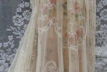 wedding dresses Vintage and new <3