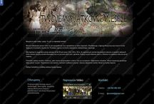 Szablony stron www - grafika