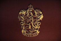 Griffindor / GRIFFINDOR | GRIFFONDOR | Harry Potter | RED | GOLD
