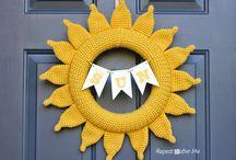 Crochet Summer / Sun, sea, sand and other summerstuff
