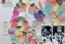 Inspired by: Paper Scrapbooking