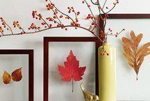 Decora tu hogar en otoño / Descubre las mejores tendencias para decorar tu hogar en otoño. DIY, colores, materiales y estampados. ¡Entérate de las últimas tendencias decorativas!